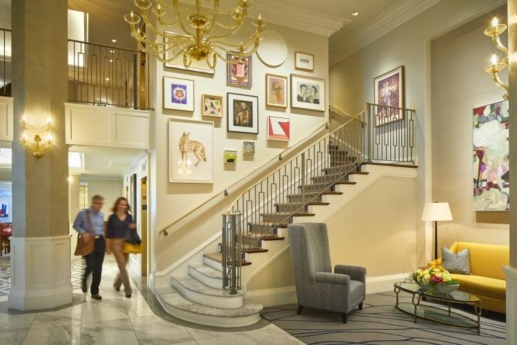 The Lancaster Hotel in Houston