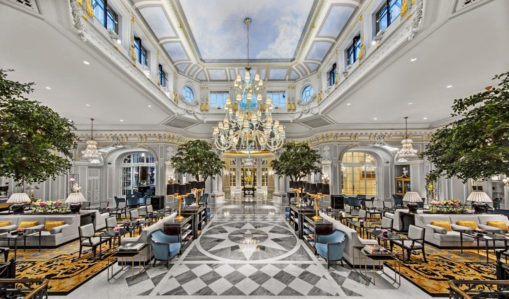 The St. Regis Rome Hotel