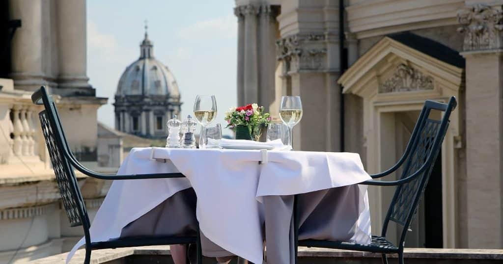 Terrazza Borromini  Bars In Rome
