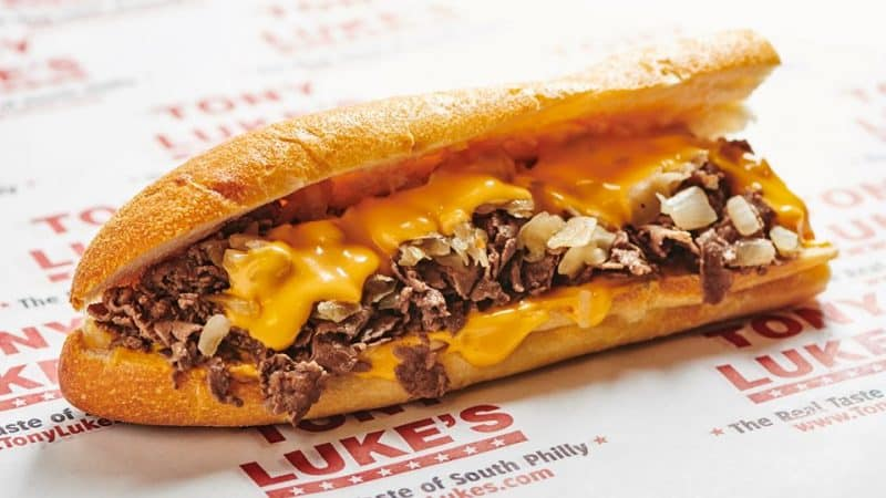 Best cheesesteaks Philadelphia