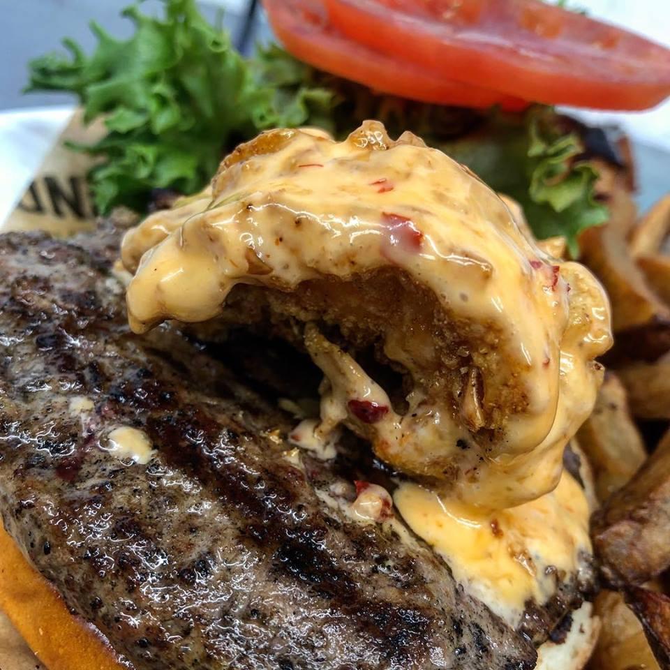 Vagabond Kitchen & Tap House Burger in NJ