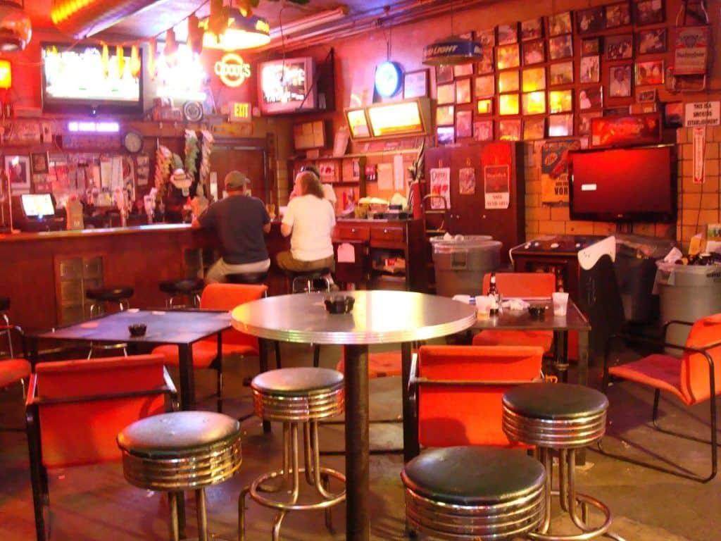 Roger's Rec Dive Bar in Arkansas
