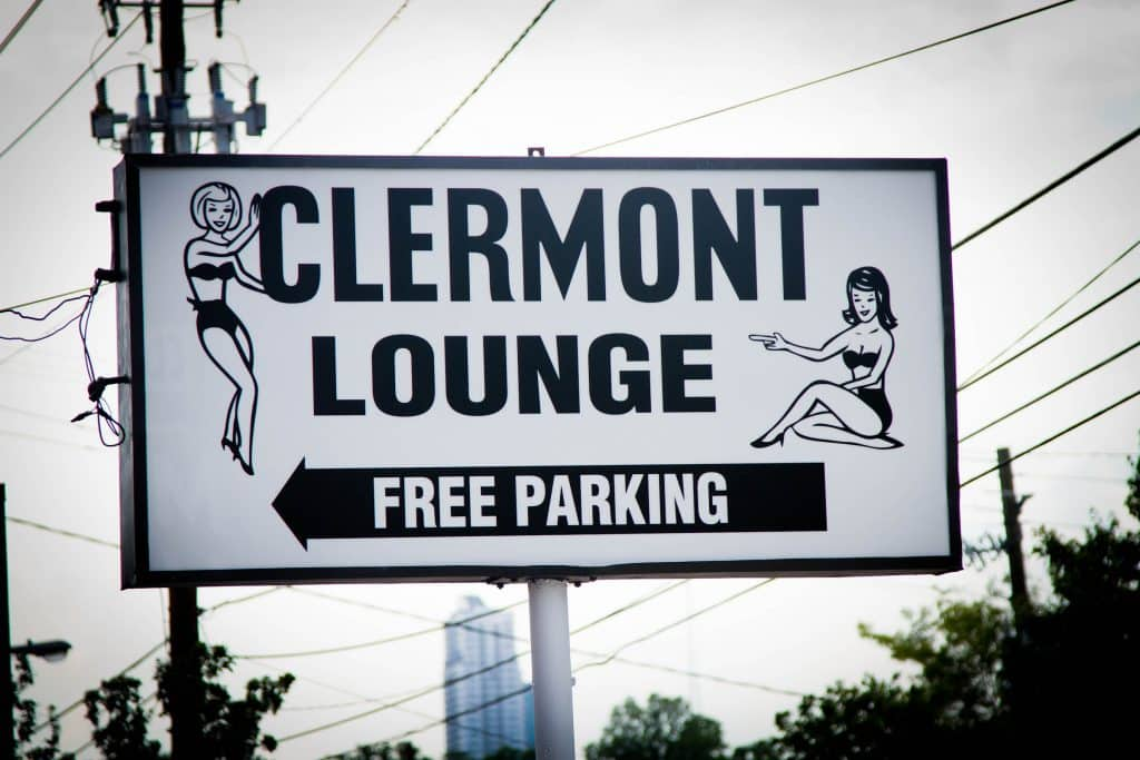 The Clermont Lounge in Atlanta