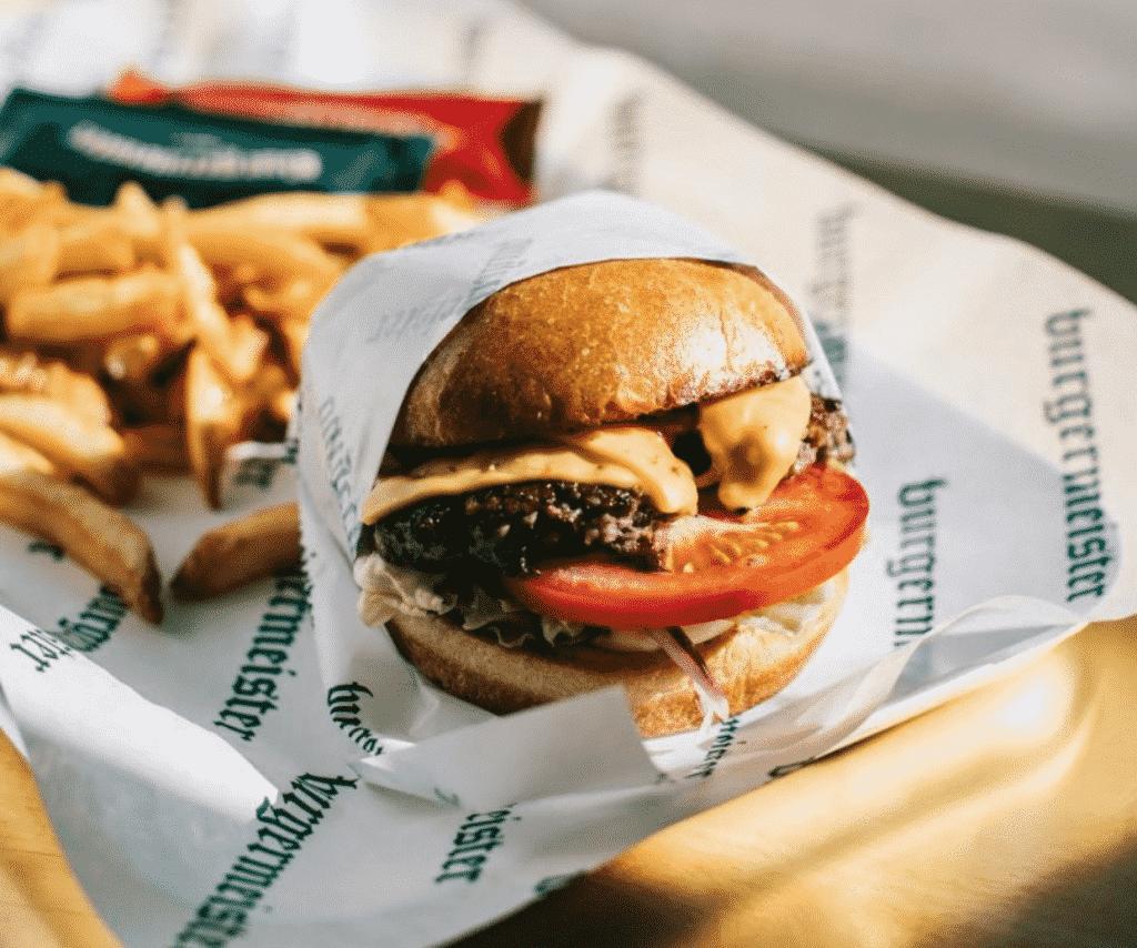 Best burgers Berlin