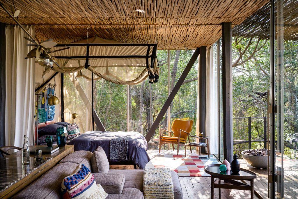 Singita Sweni Lodge in South Africa
