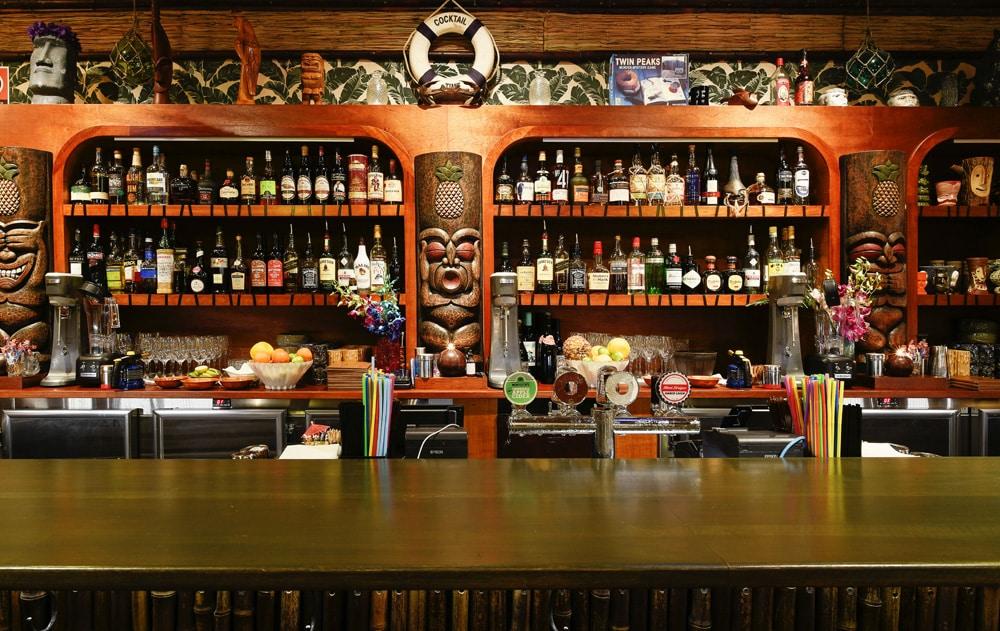 Jacoby's Tiki Bar in Australia