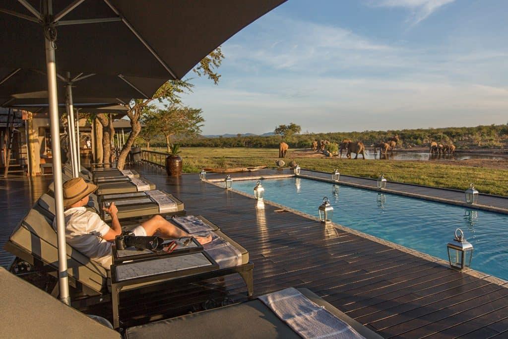 Jamala Madikwe Royal Safari Lodge in Africa
