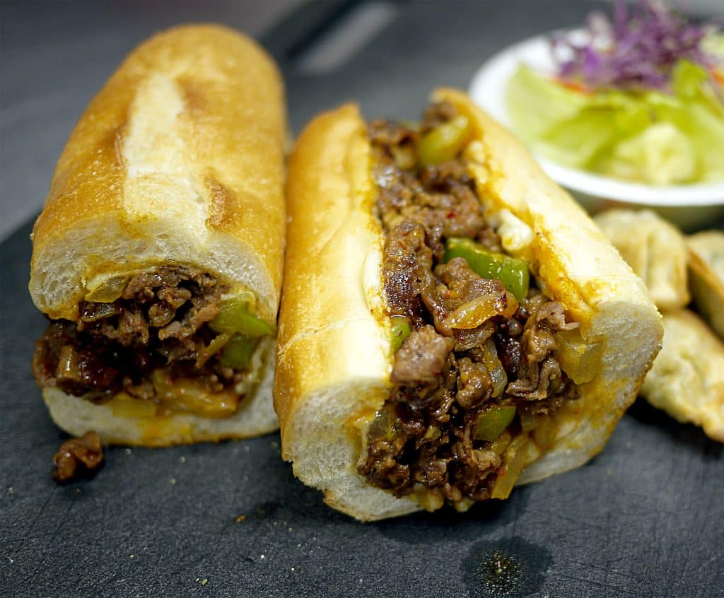 Koja Cheesesteak