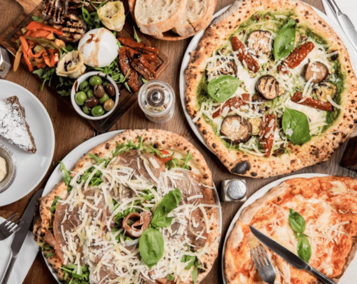 L'oro di Napoli Pizzeria