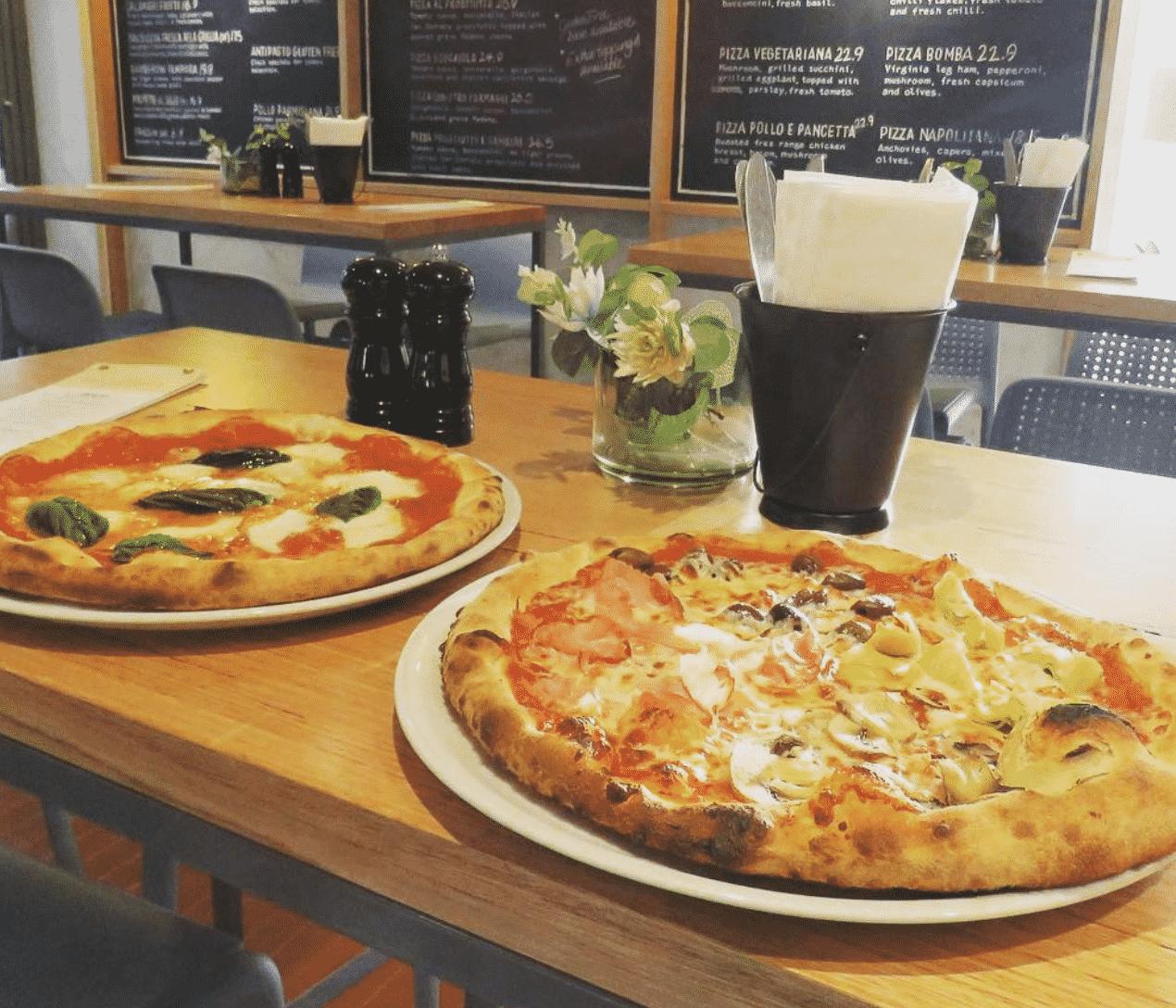 Bistro Bellavista Pizzeria in Perth