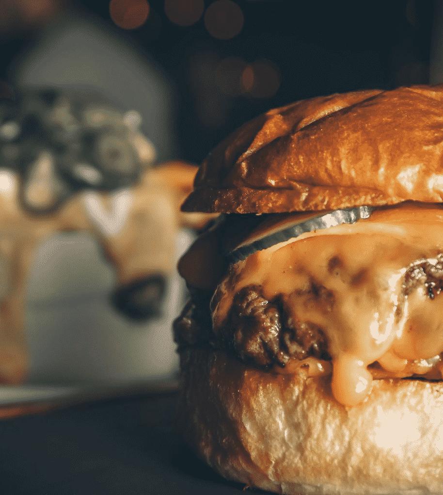 Le Chick Burger