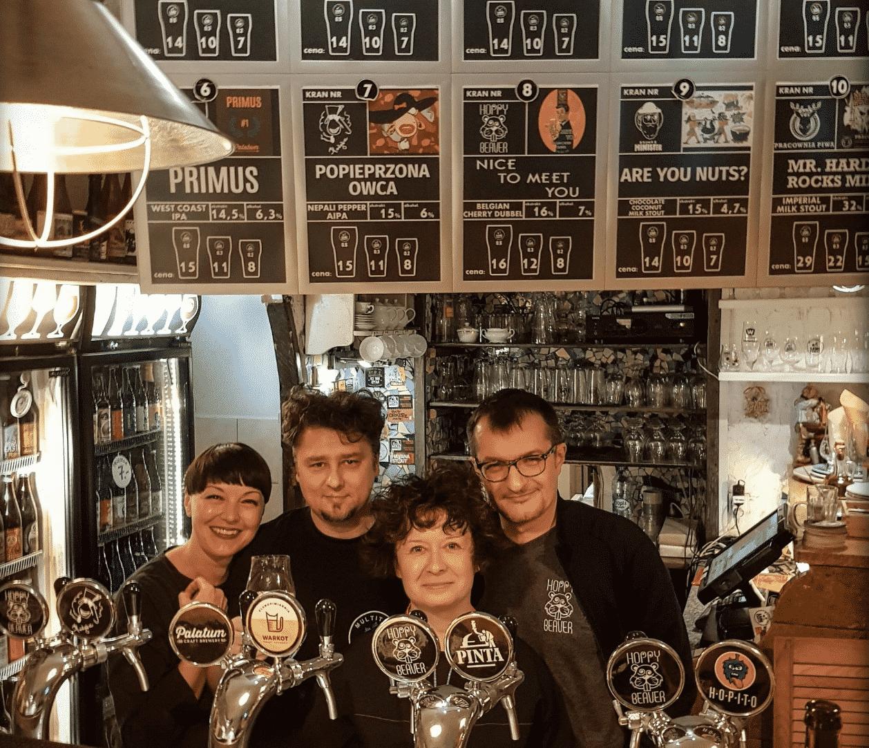 Same Krafty Beer Bars In Europe