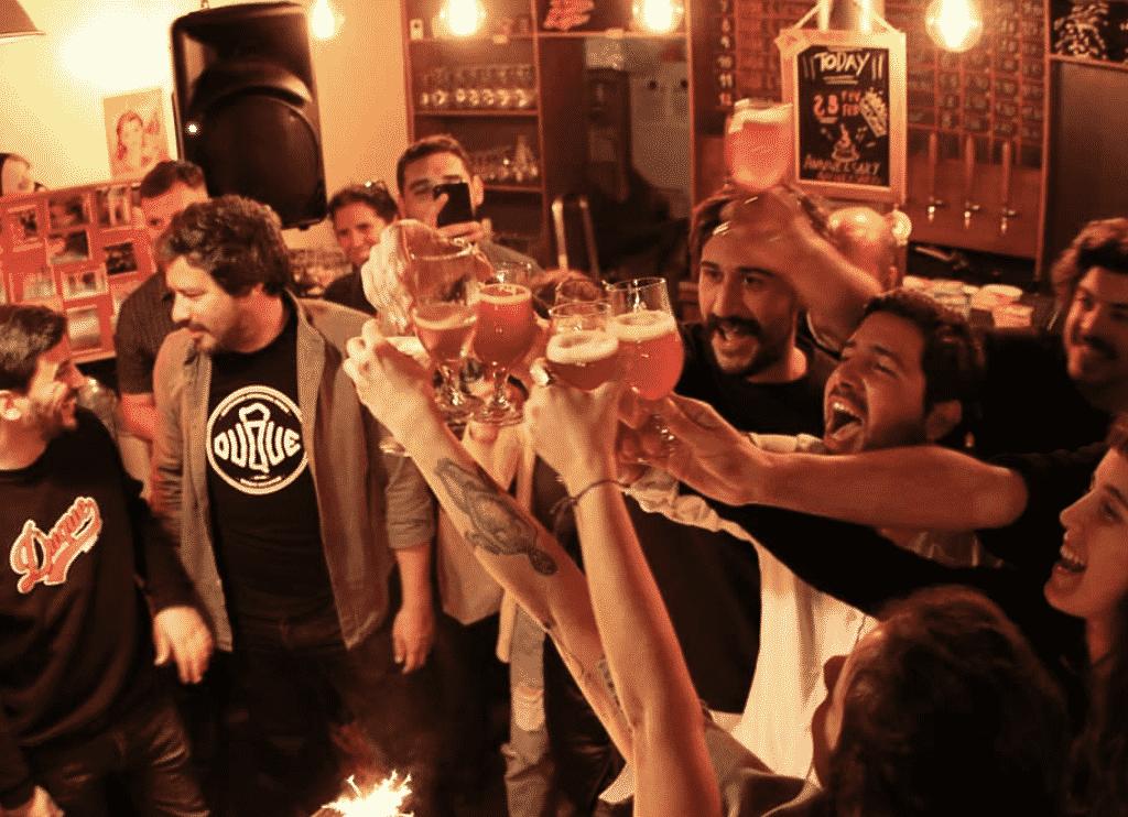 Duque Brewpub Beer Bars In Europe