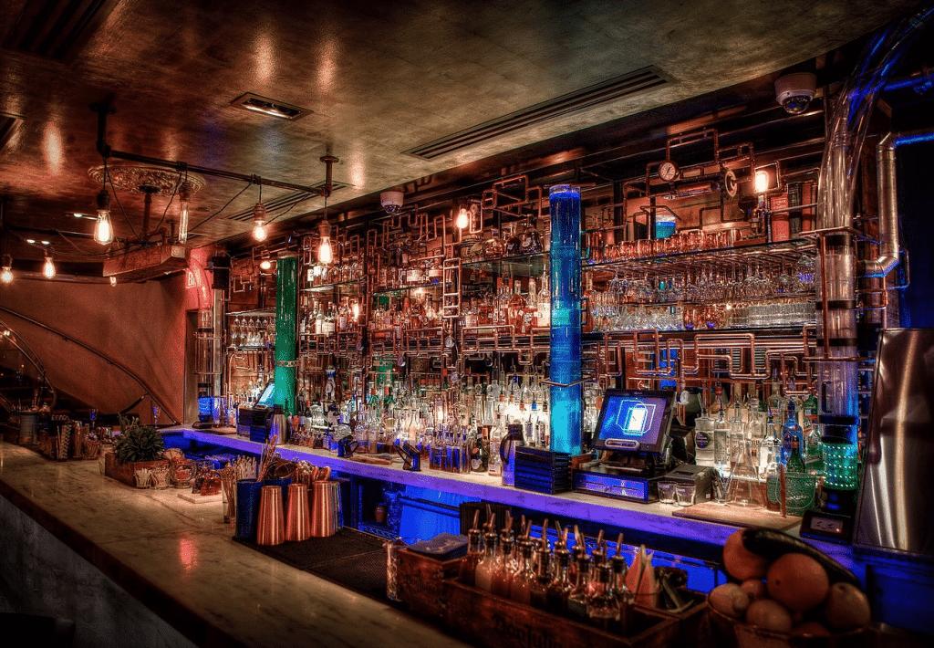 The Tipsy Alchemist Bar in Dallas