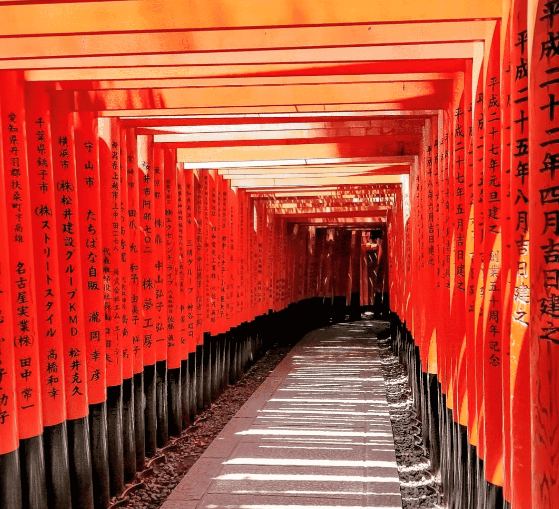 Amazing Instagrammable Spots In Kyoto