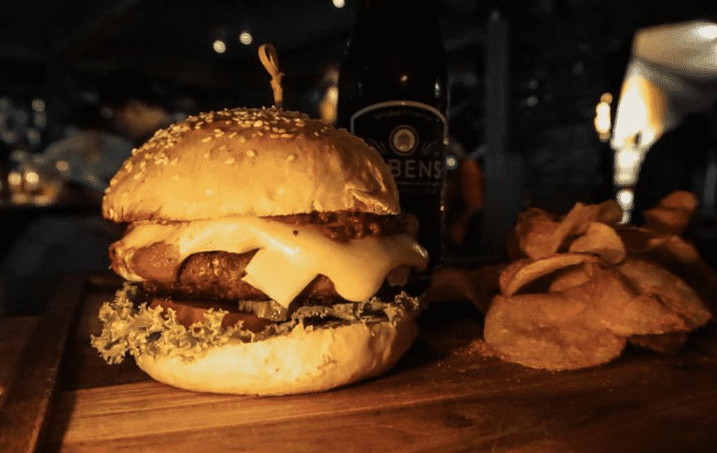 Beer Brother Kemang Burger