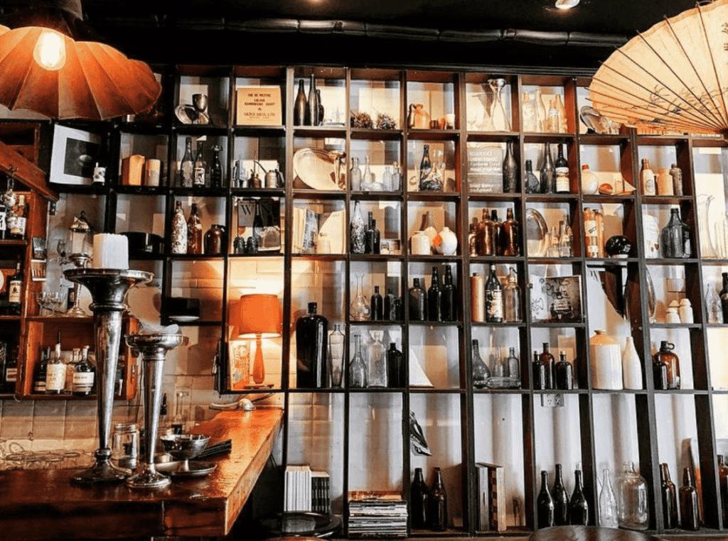 A new-ish bar on King Street in Australia