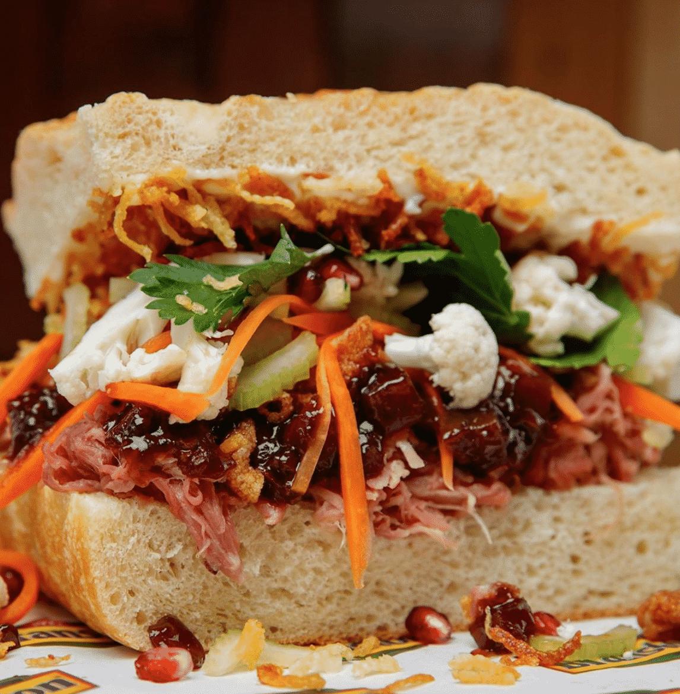 Max's Sandwich Shop
