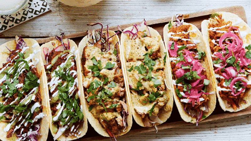 The 7 Best London tacos