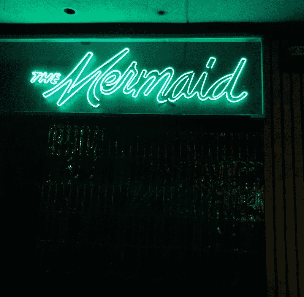The Mermaid Bar in LA