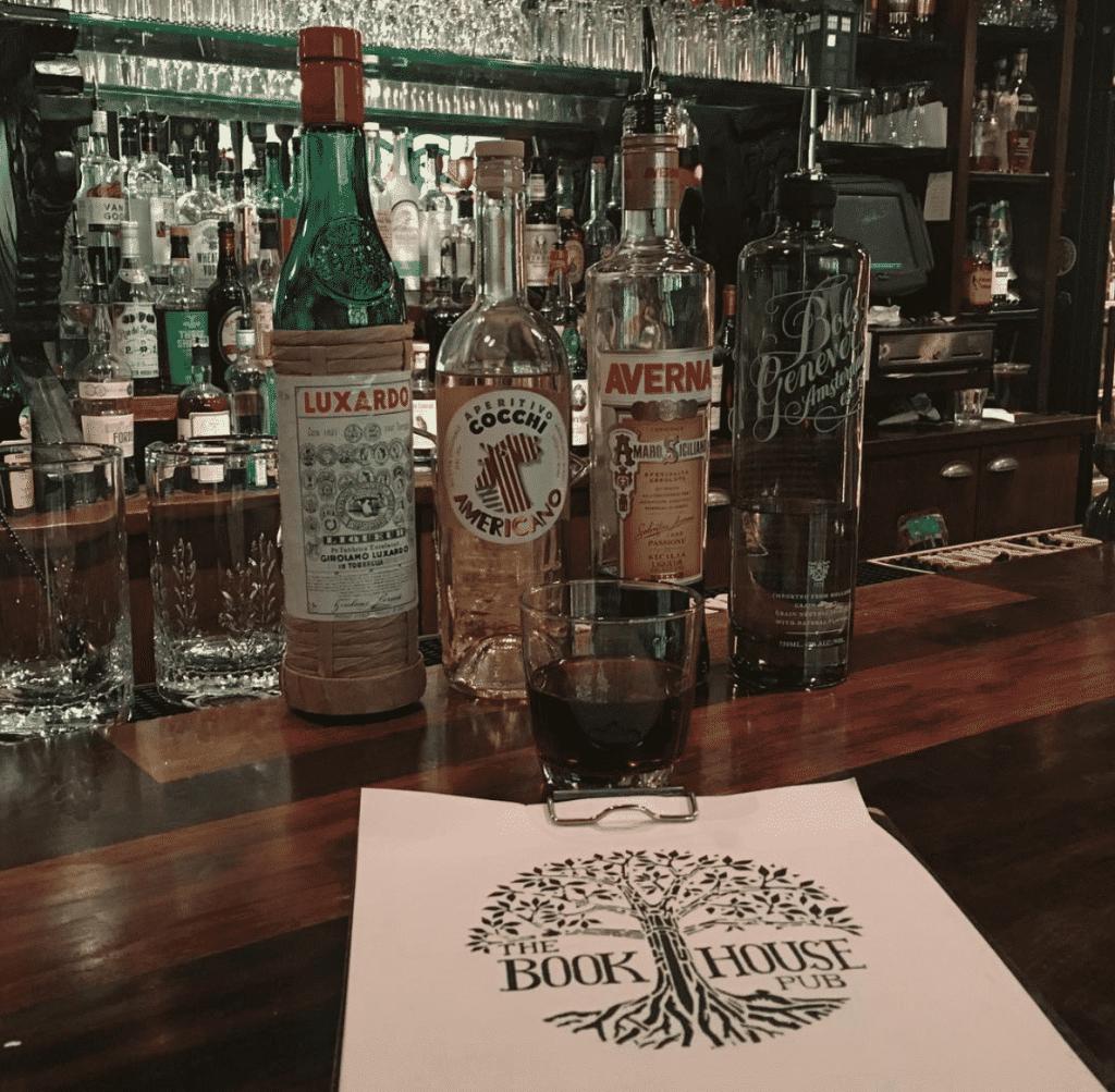 The Bookhouse Pub in Atlanta