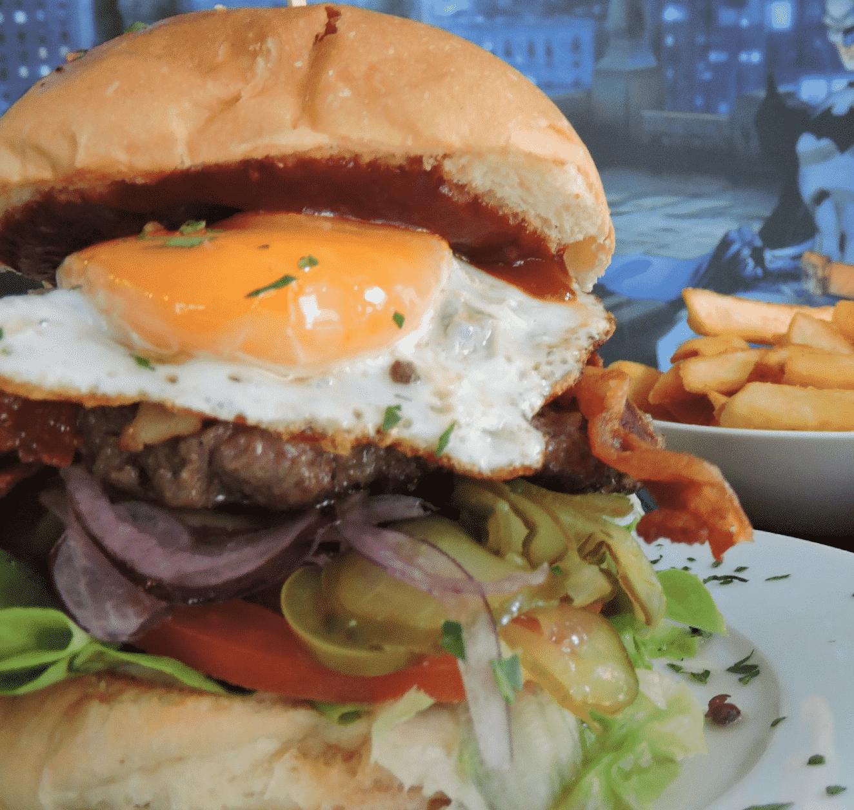 Heroes Premium Burgers In Frankfurt