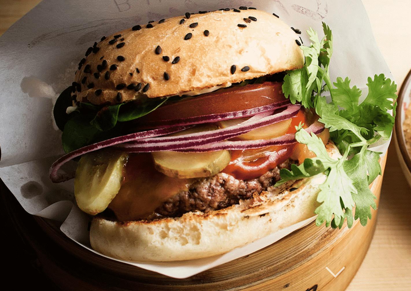 Shiso Burger In Paris
