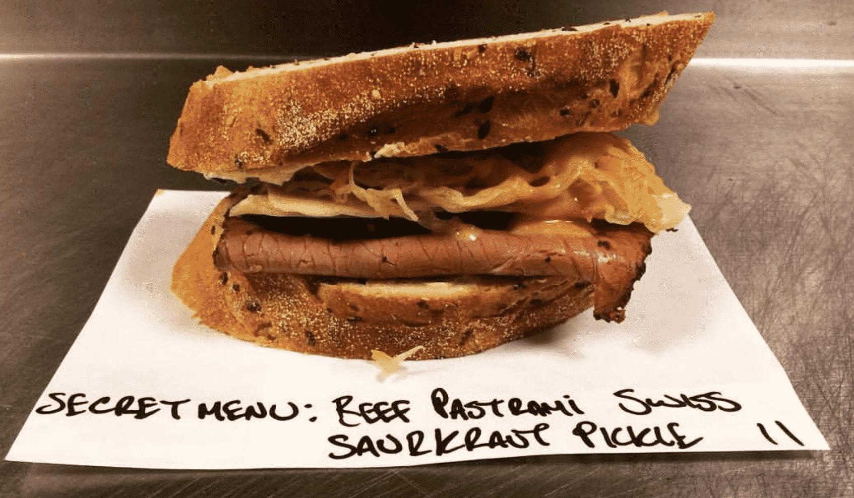 Australia sandwiches
