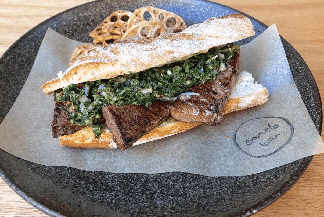 Surry Hill's tastiest sandwich