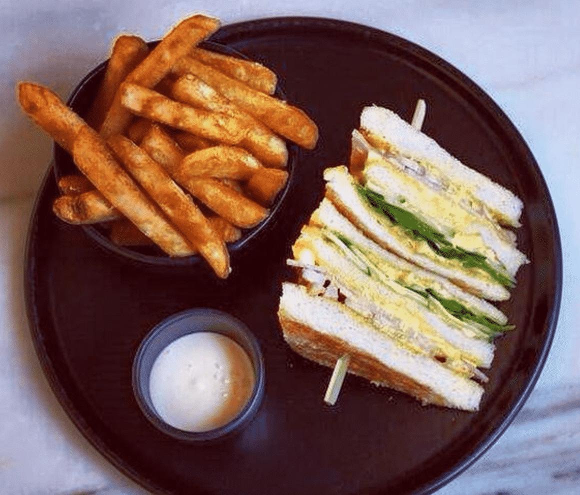 The Langham Sandwich in Australia