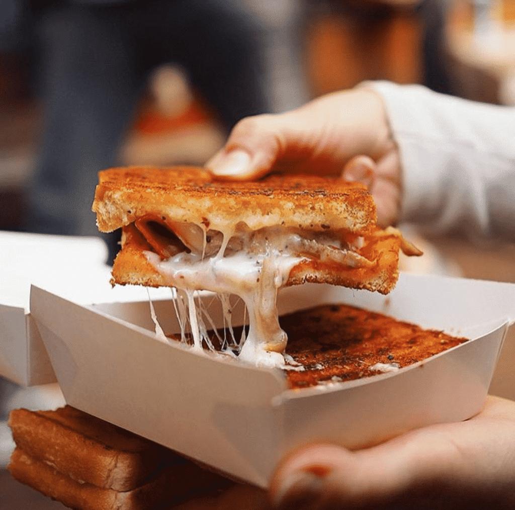 Toastface Grillah Sandwich
