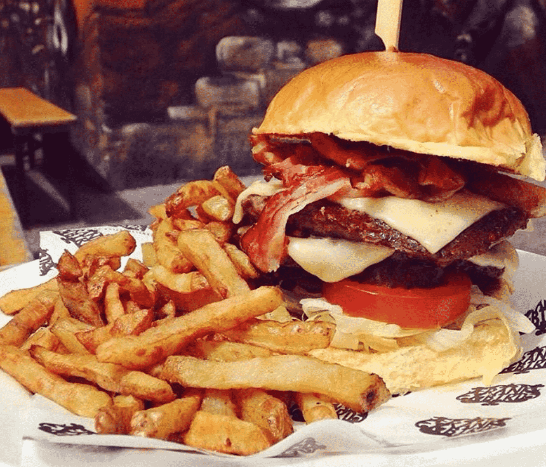 Newcastle burgers