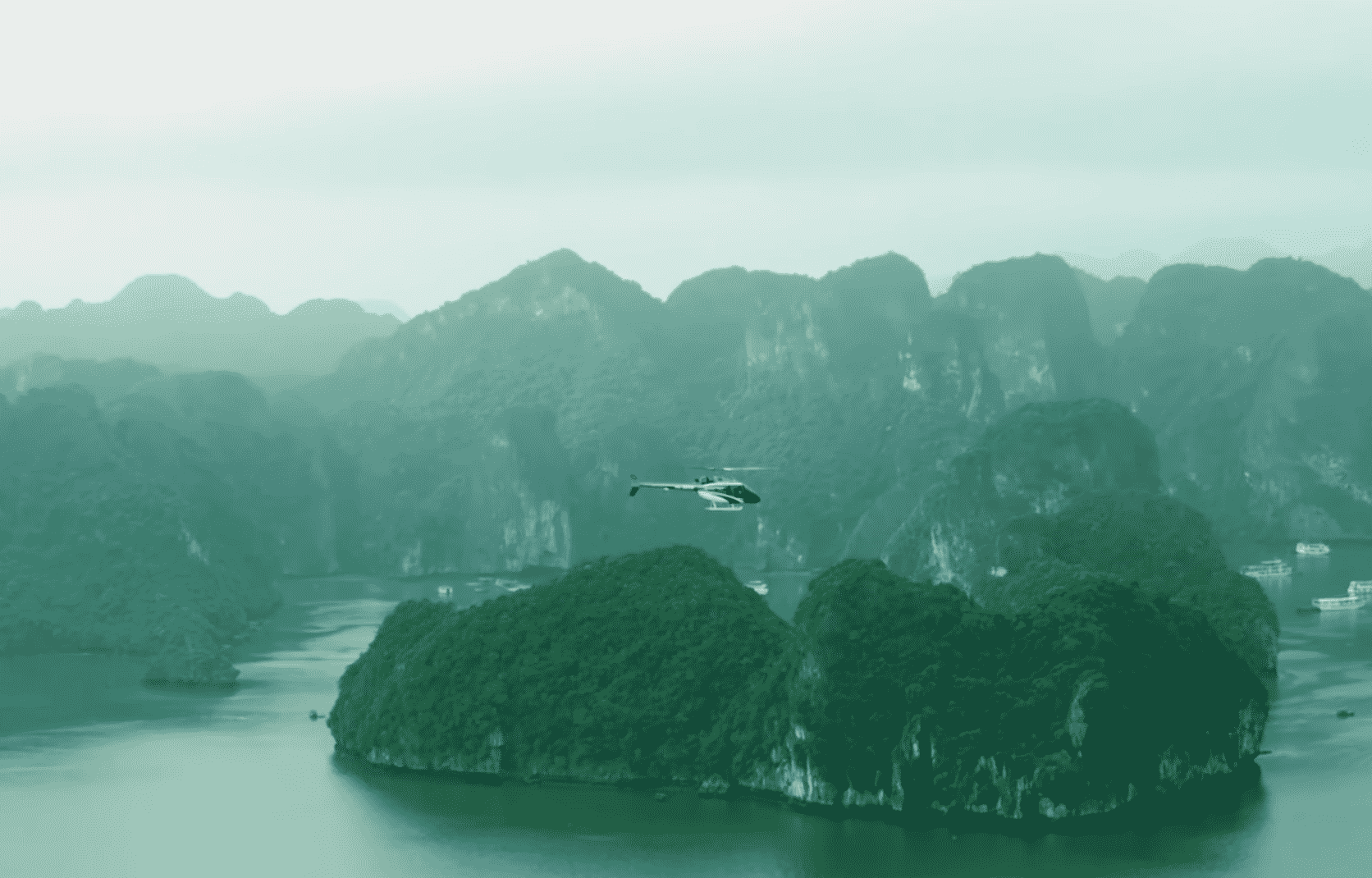Halong Bay Helicopter