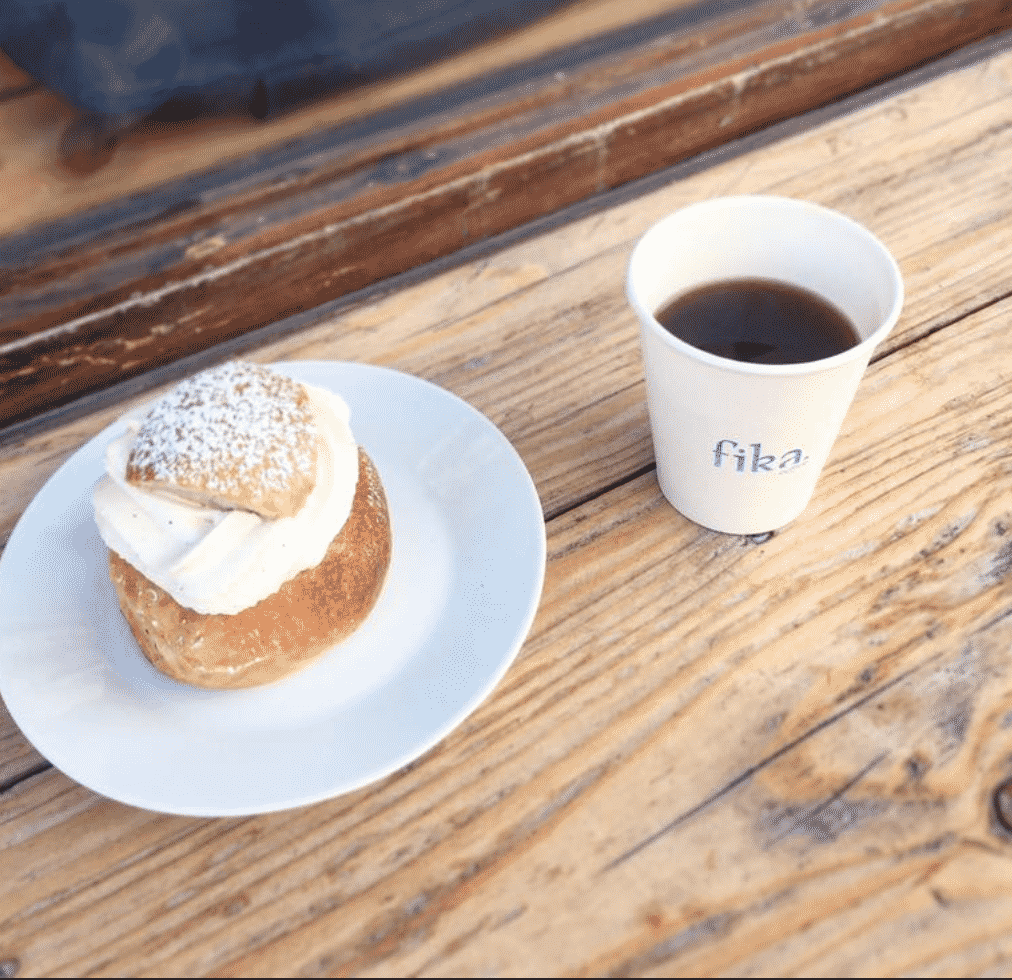 Fika Coffee in Belgium