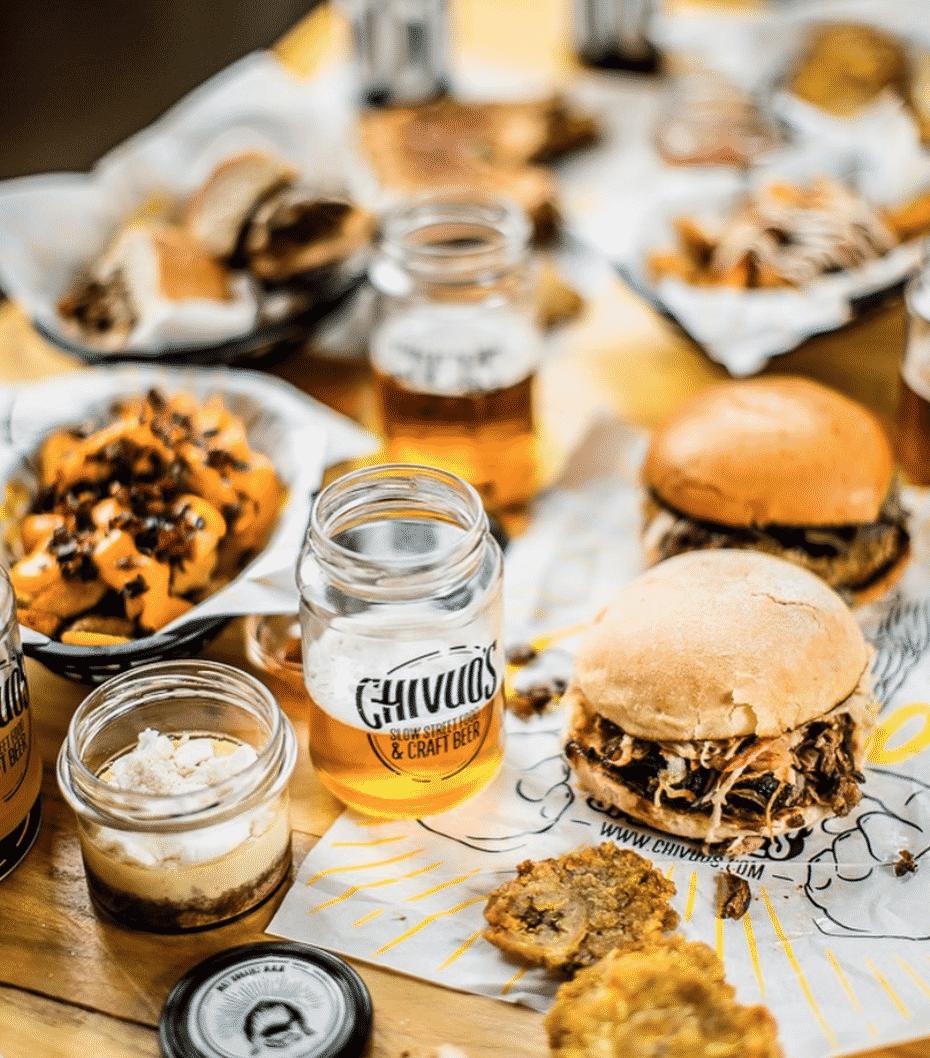 Chivuo's Hamburger