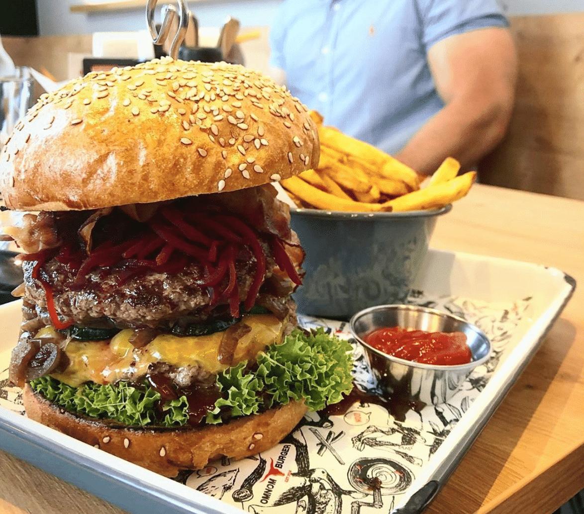 Omnom Burger