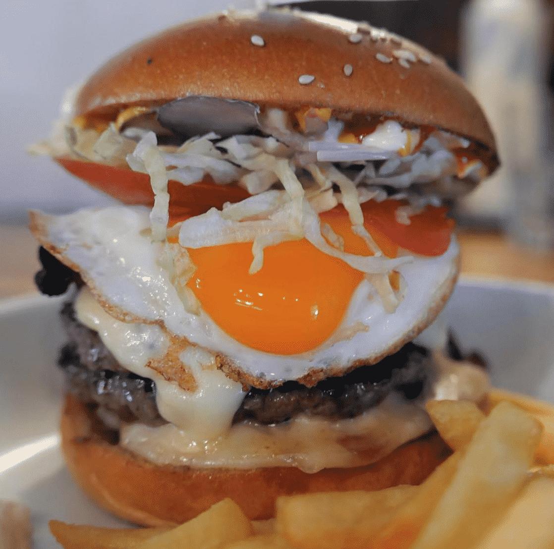 Swiss Burgers