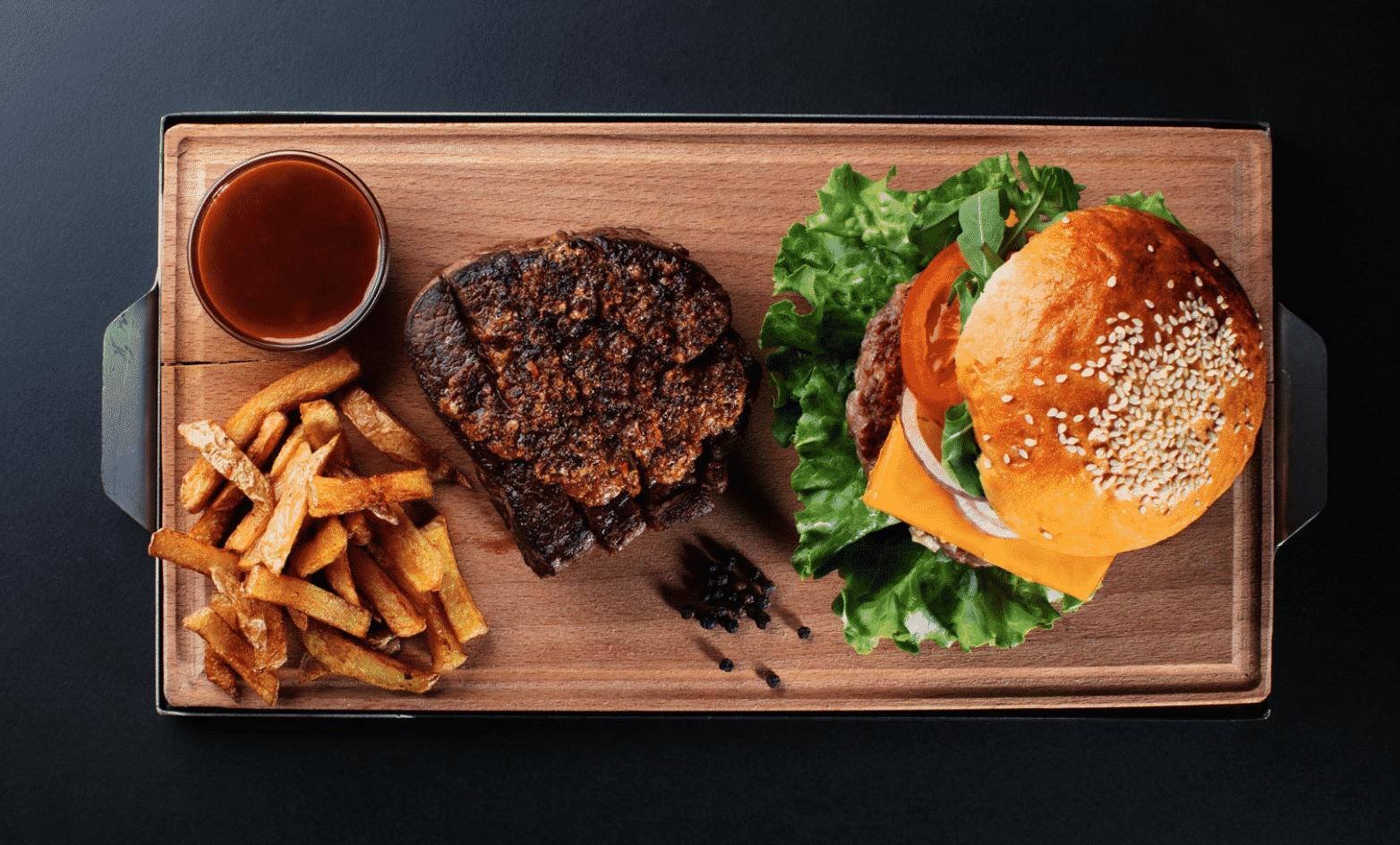 Burger & Steak Bar