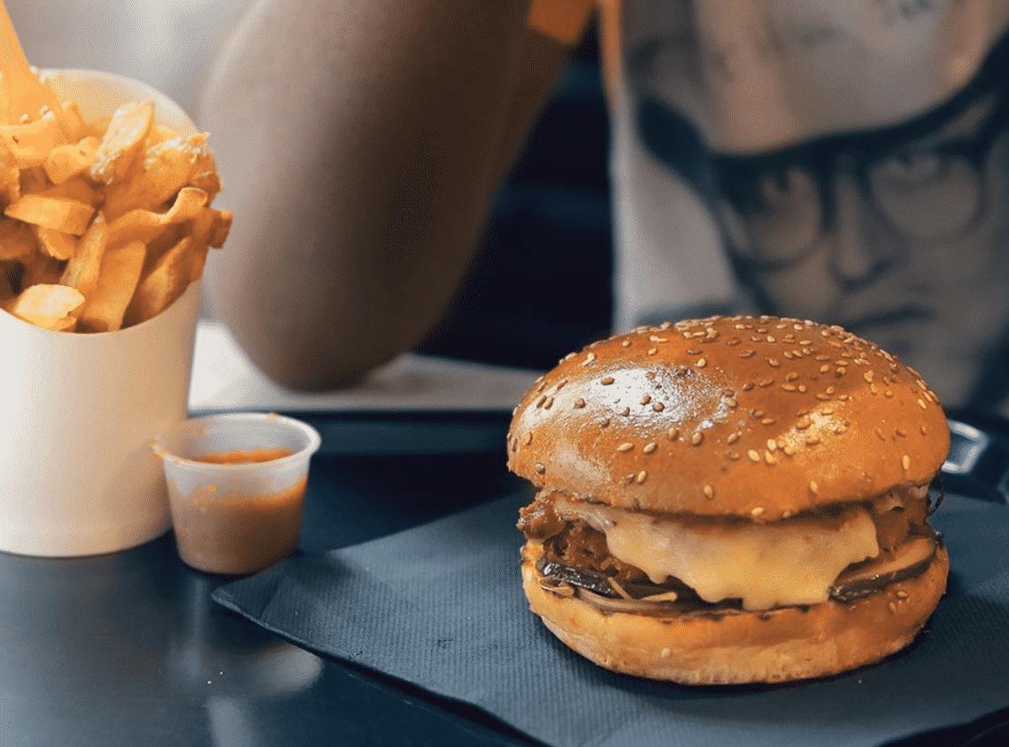 King Marcel Burgers In Paris