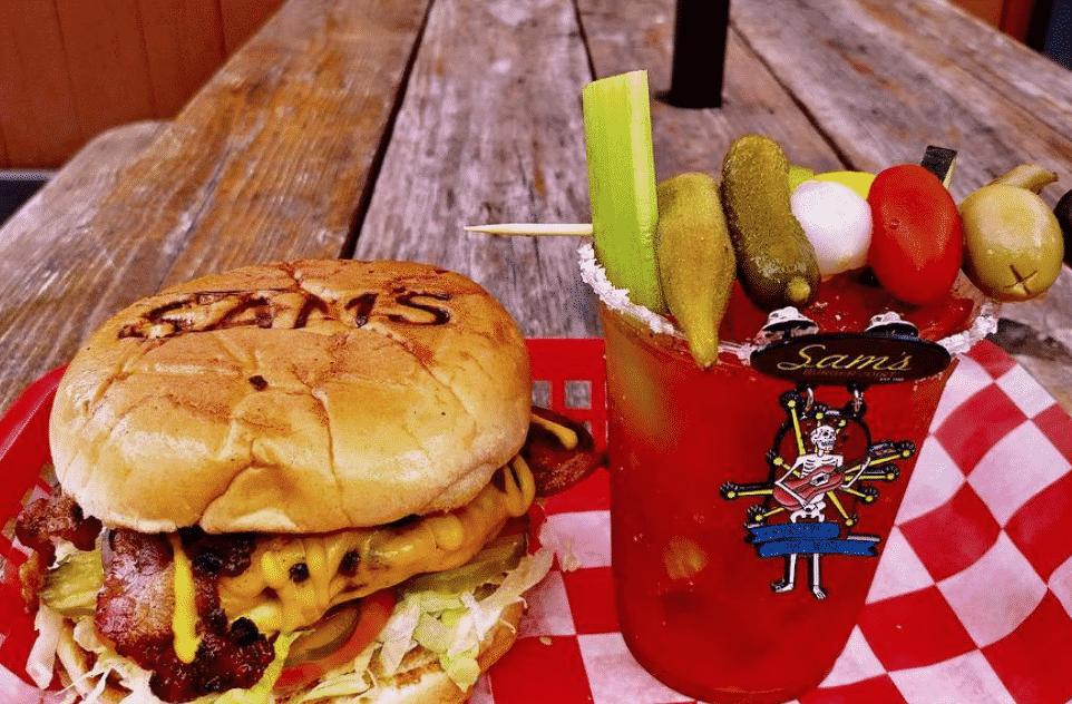 Sam's Burger Joint in San Antonio