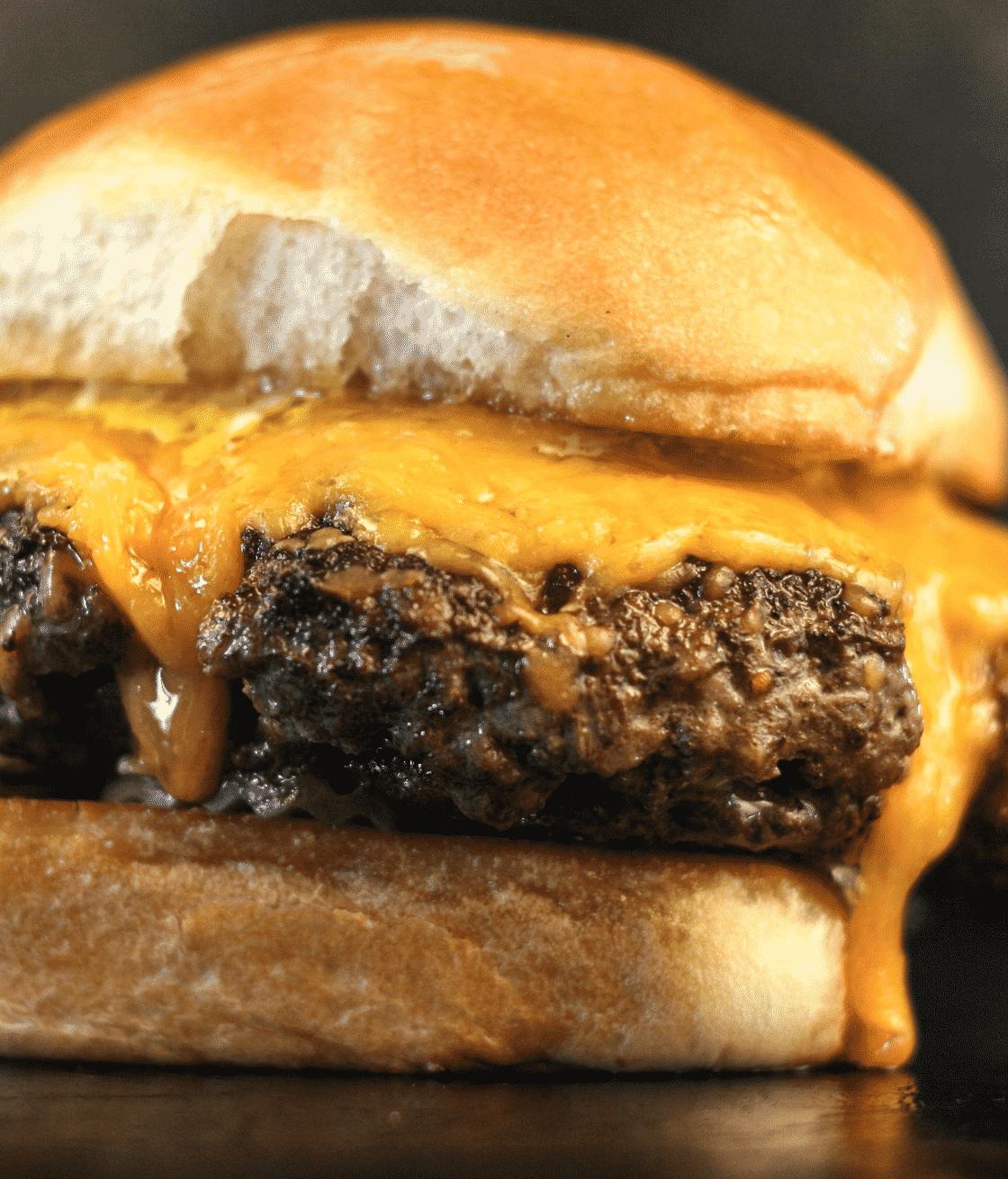 Mark's Outing Hamburger