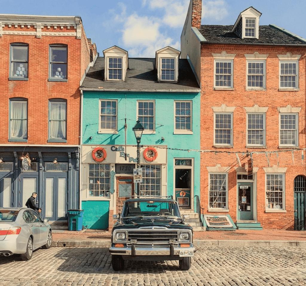 Cat's Eye Pub in Baltimore