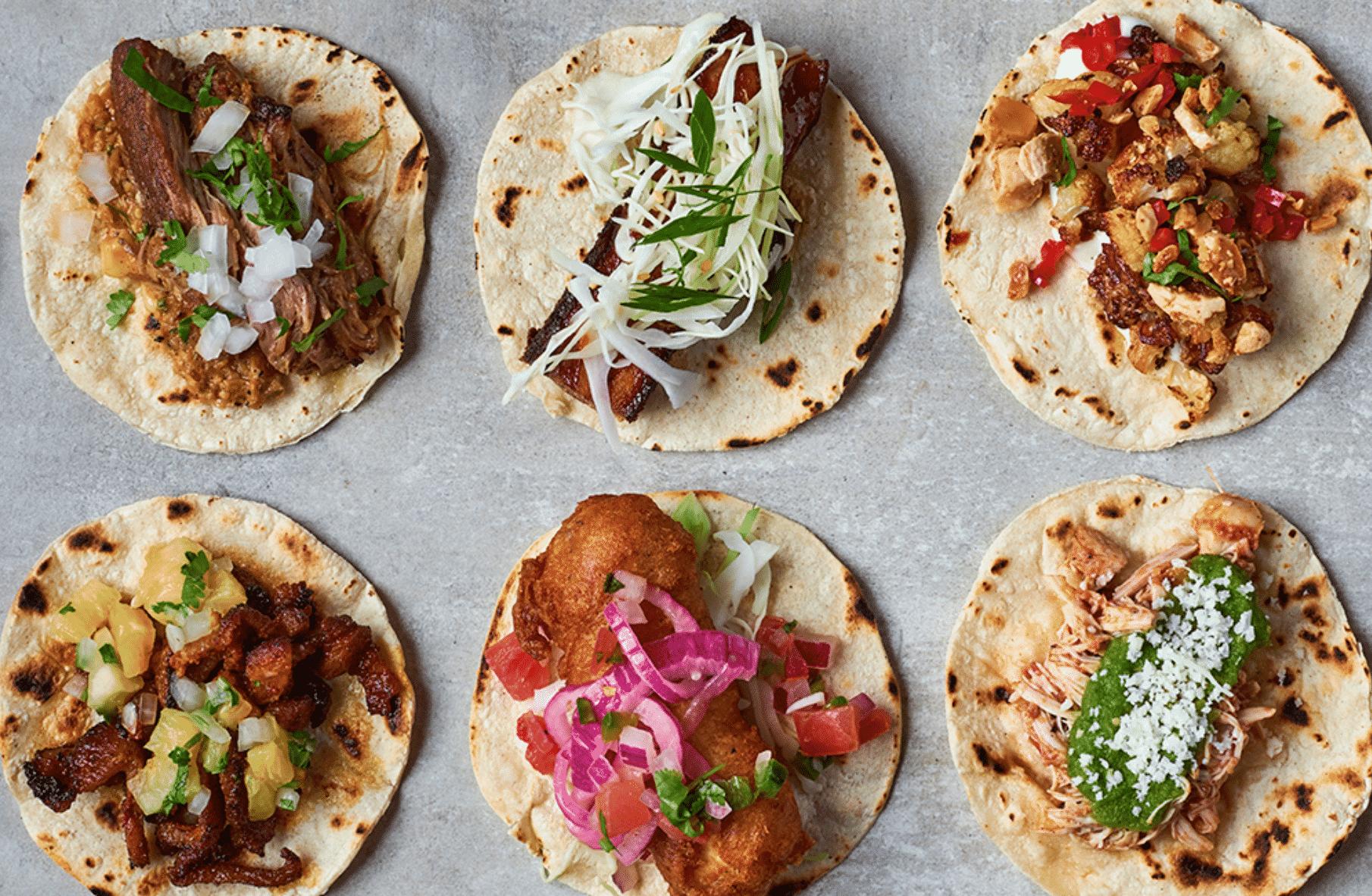 Nada Mexican Food