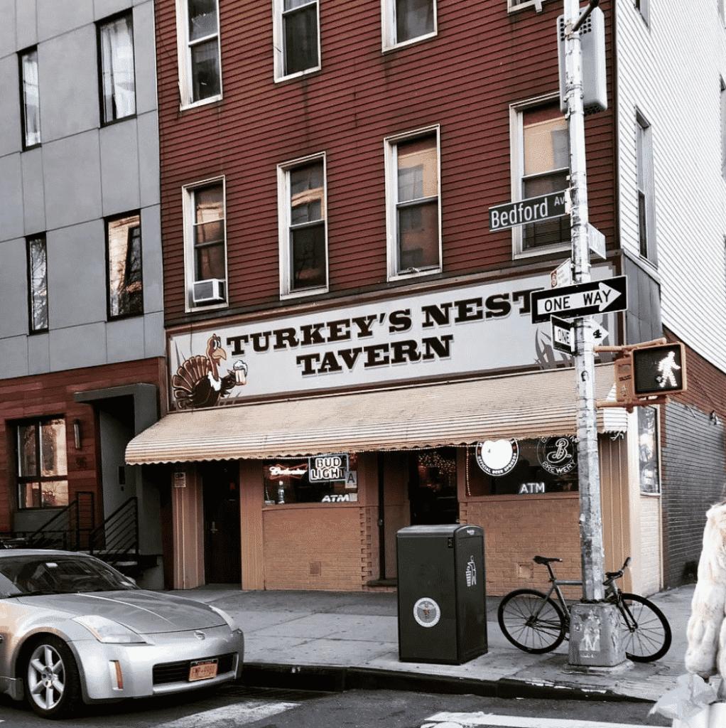 Turkey's Nest in NY