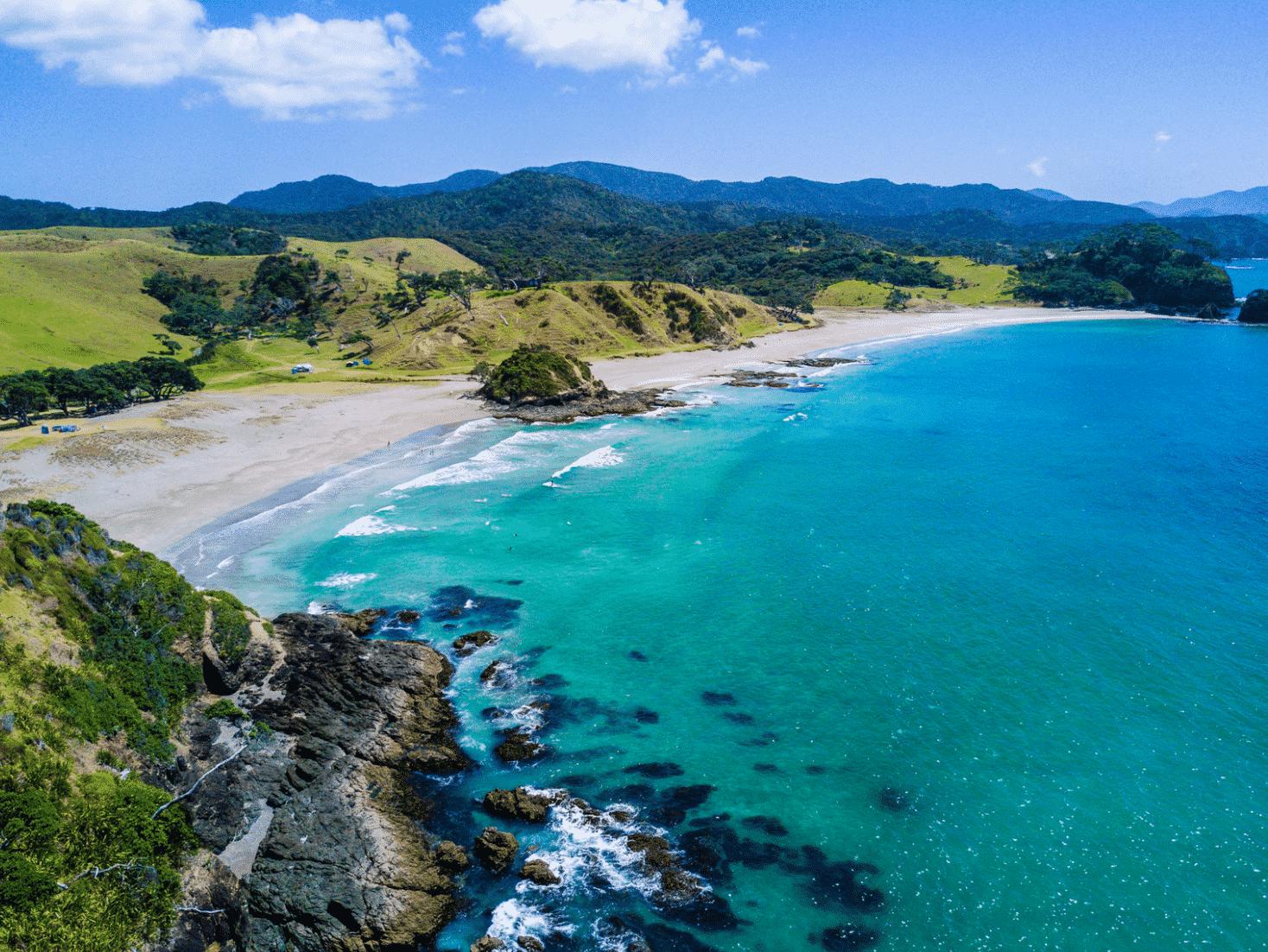 New Zealand: Pretty beautiful