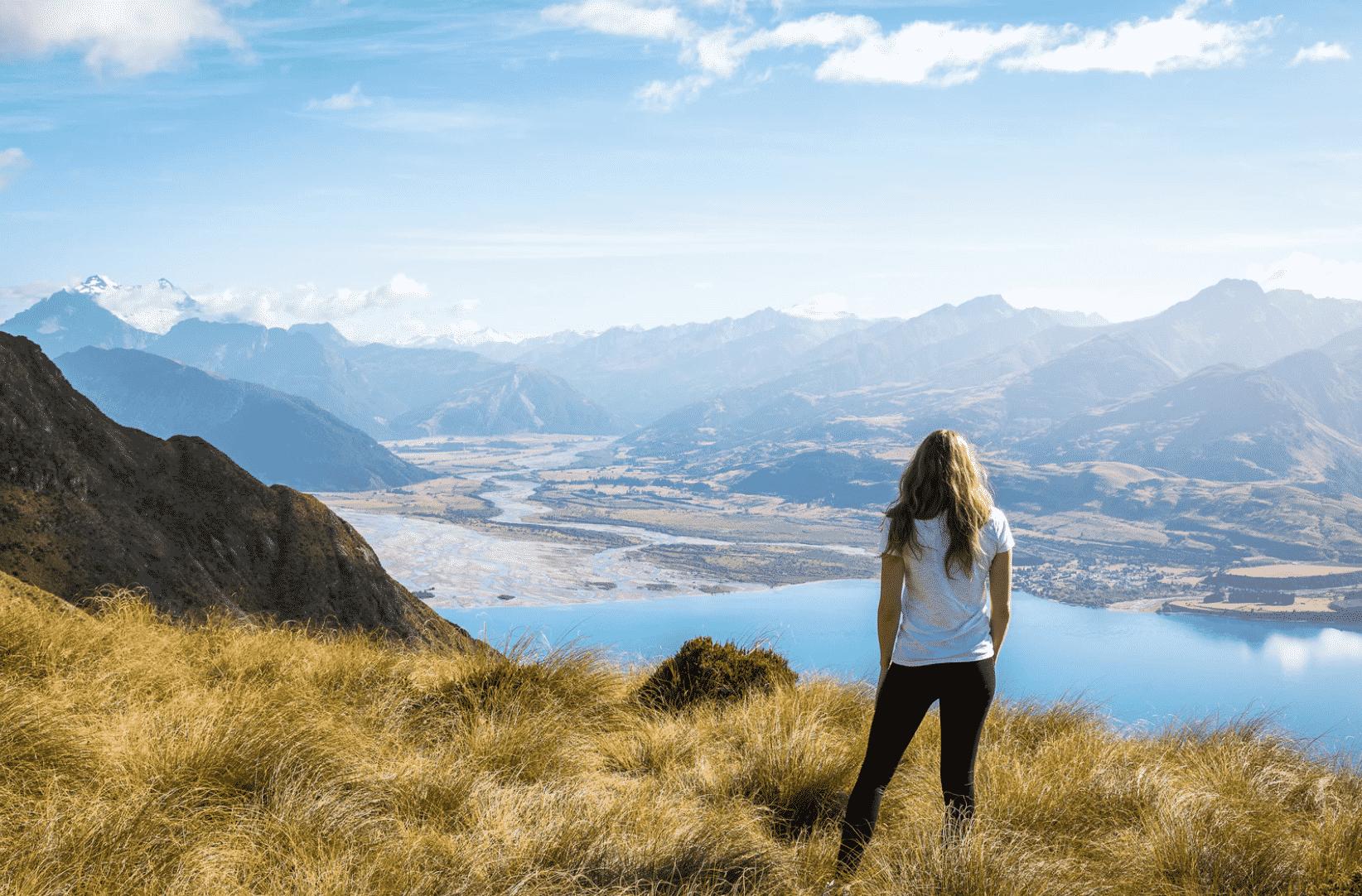 The Beautiful New Zealand