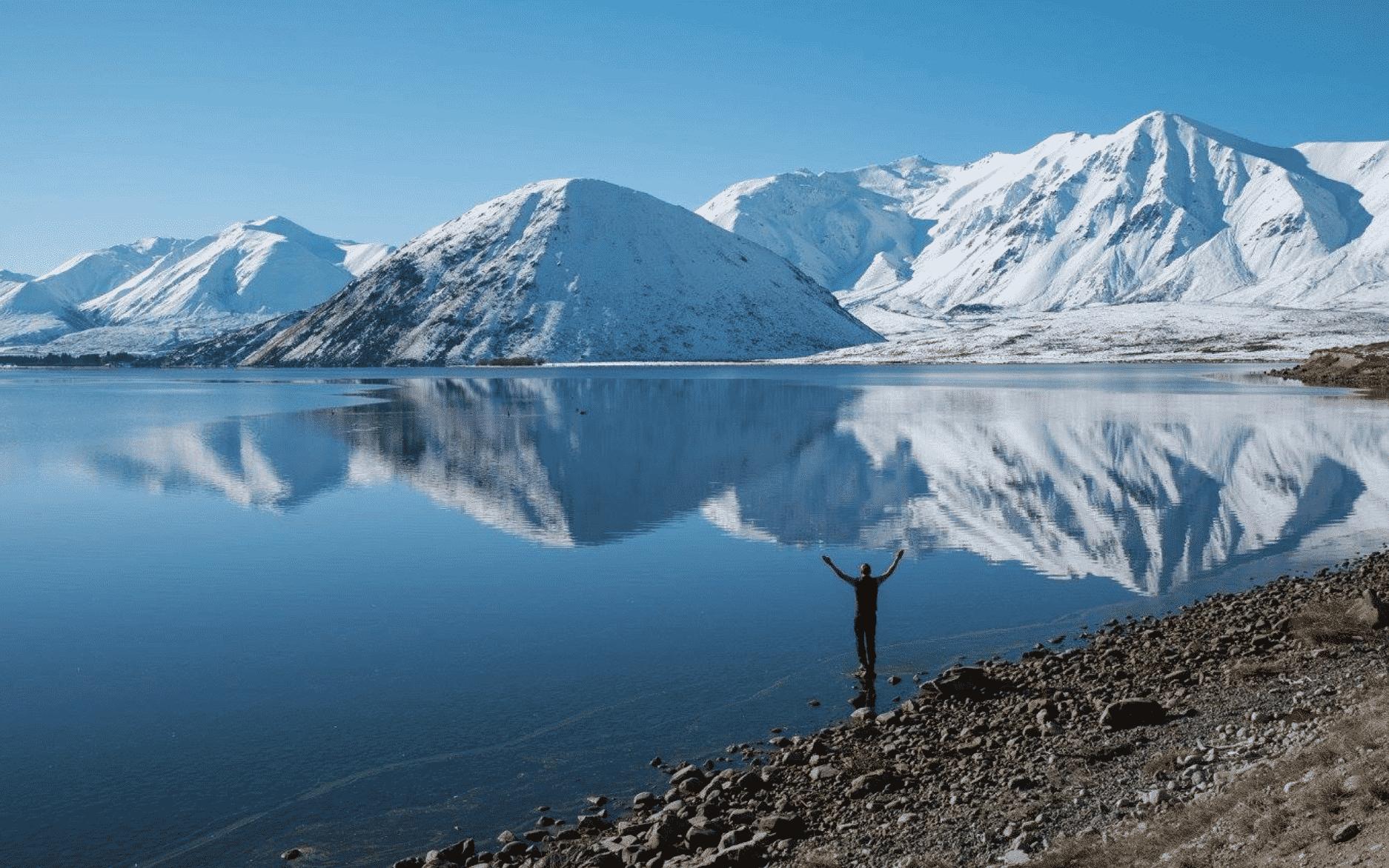 Wintertime in NZ