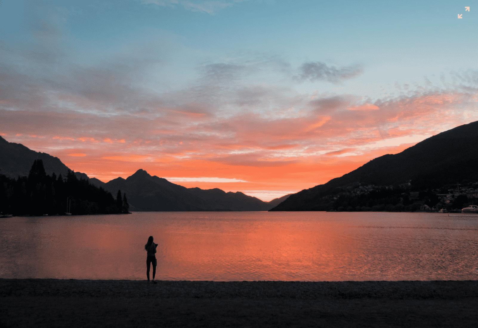 NZ Sunsets
