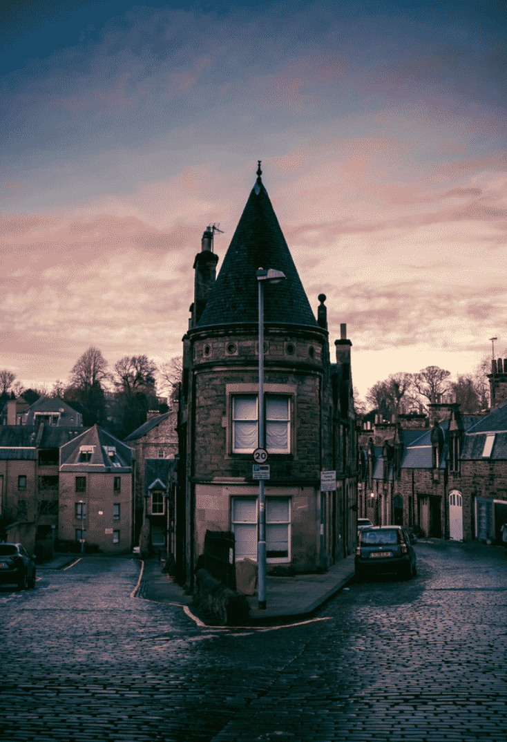 Scottish Cute Streets