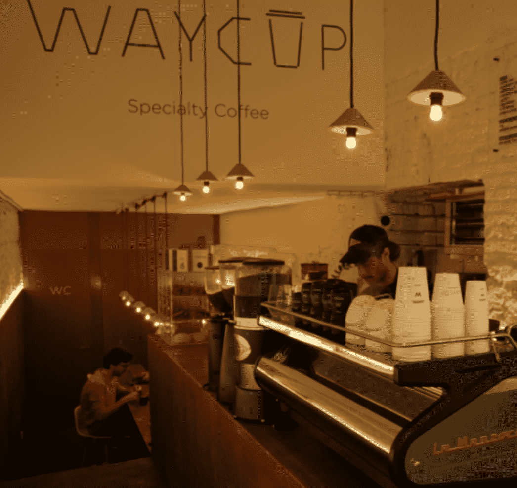 WAYCUP Specialty Coffee In Madrid